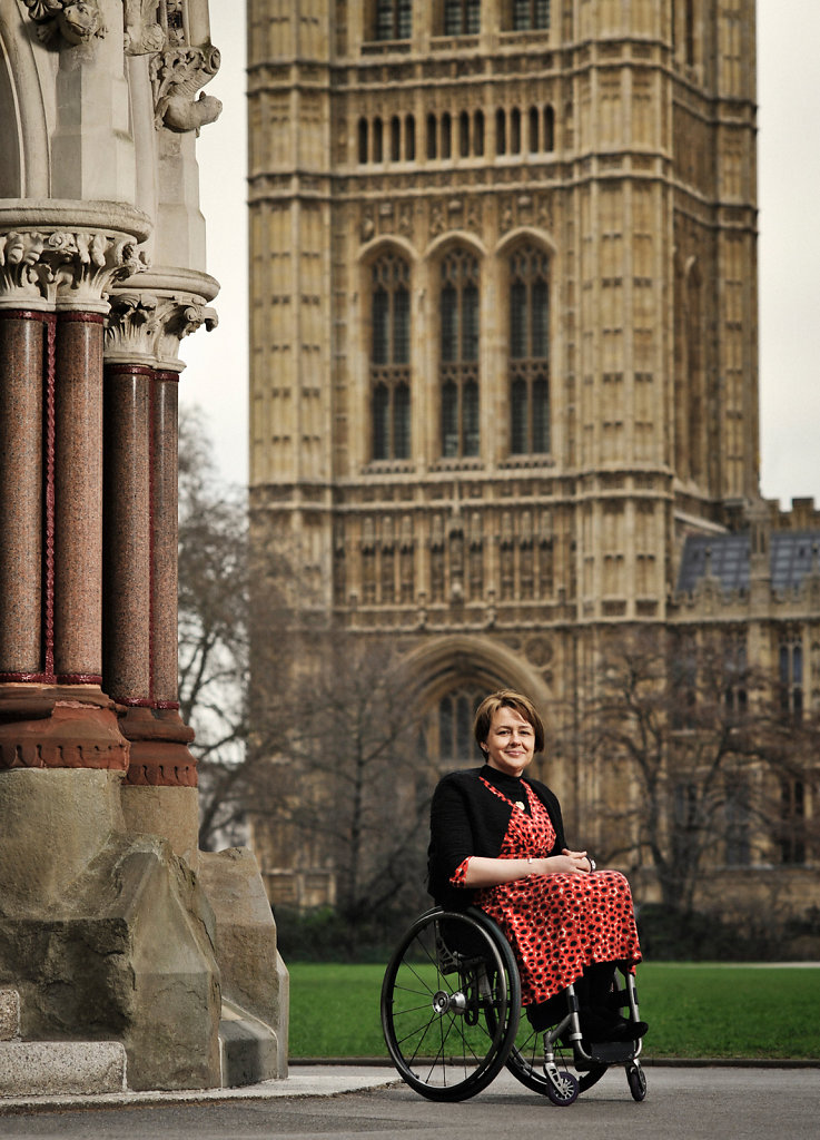 Tanni Grey-Thompsoinn, Westminster