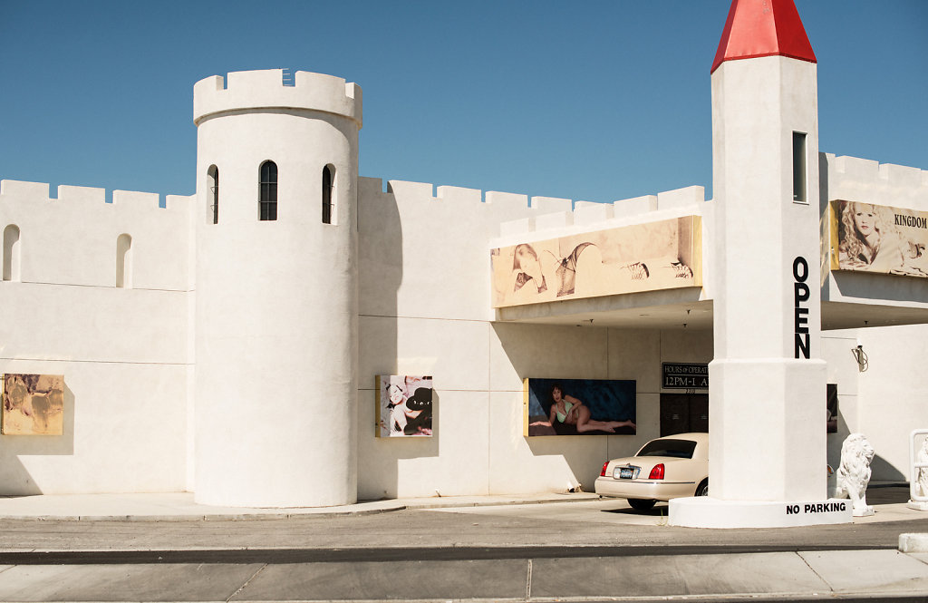 Kingdom Gentlemens Club, Pahrump, Nevada