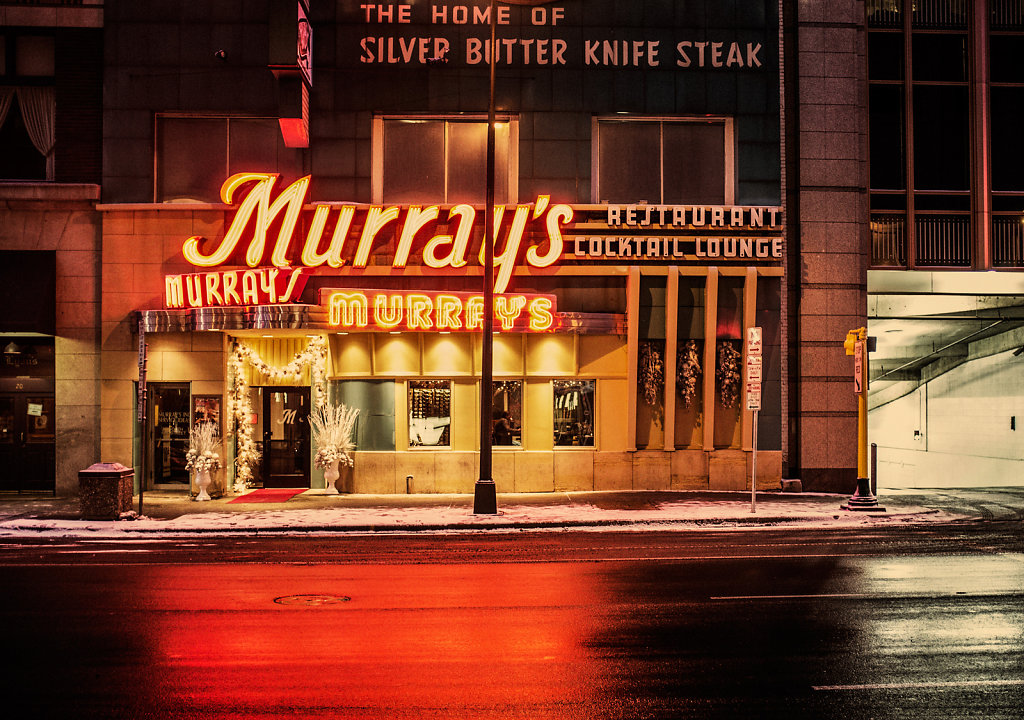 Murrays Cocktail Lounge, Minneapolis