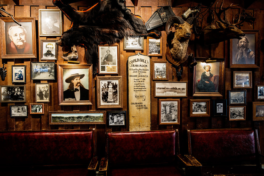 Wild Bill Hickock Bar, Deadwood, South Dakota