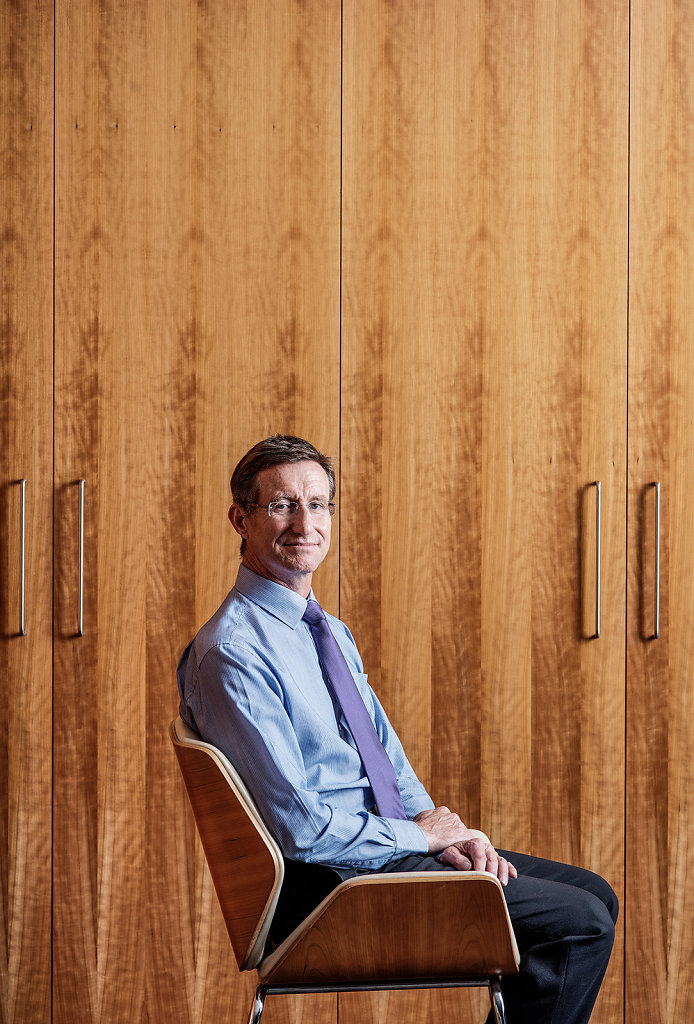 Toby Peyton-Jones, Siemens, for Work Magazine