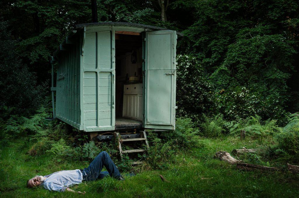 Adam Fuss, Photographer, Bedham, West Sussex