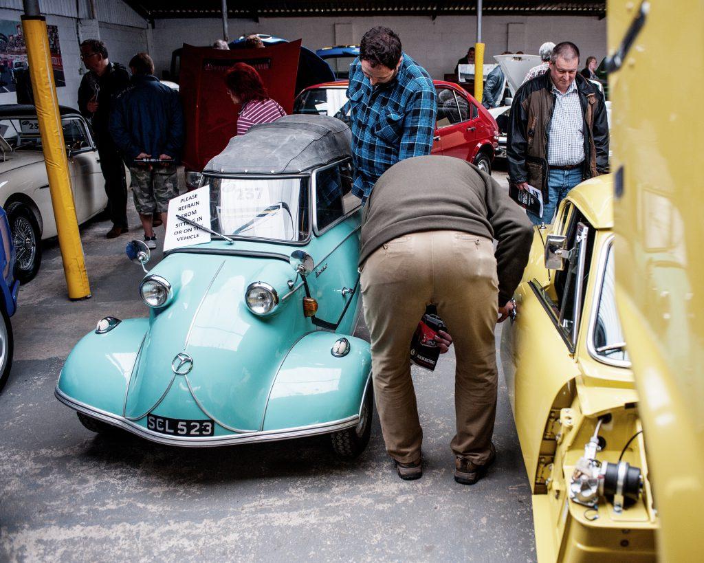 Anglia Car Auction, Kings Lynn