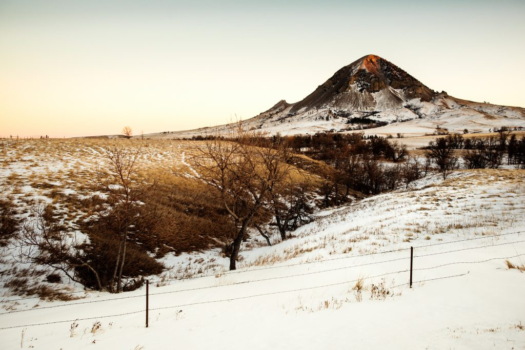 Bear Butte, South Dakota