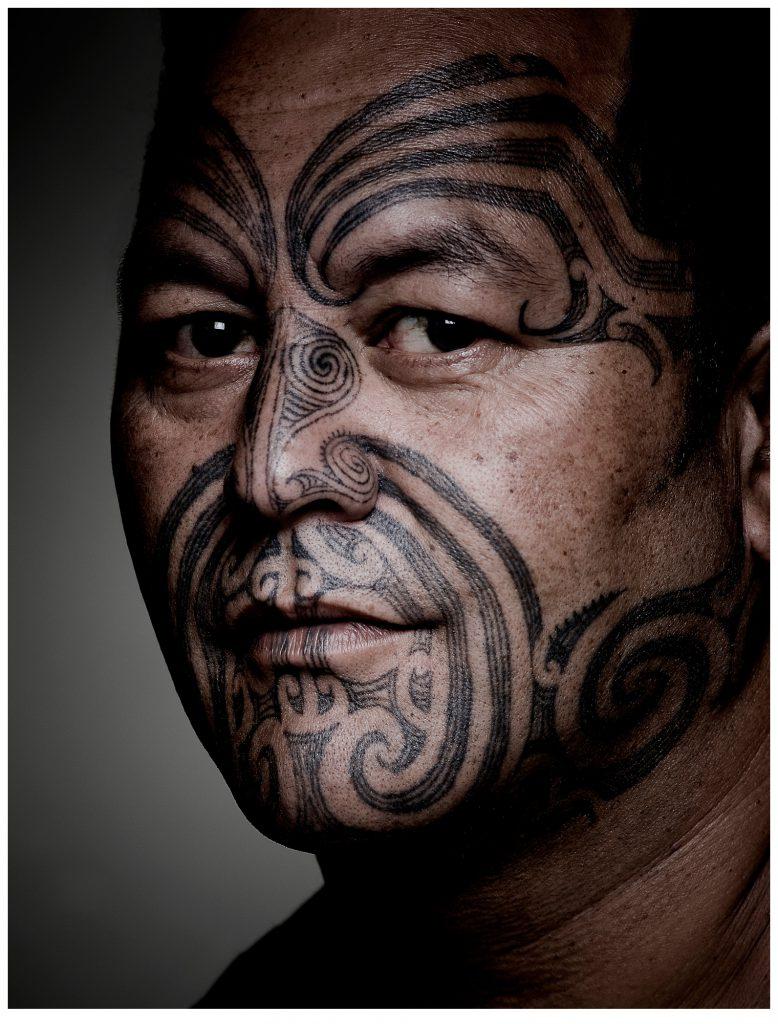 Artist Blaine de Rito, Auckland, for LIV Magazine