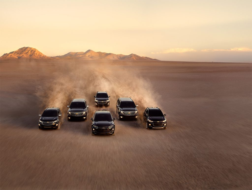 'Find New Roads' for Chevrolet. Client: McCann Mexico