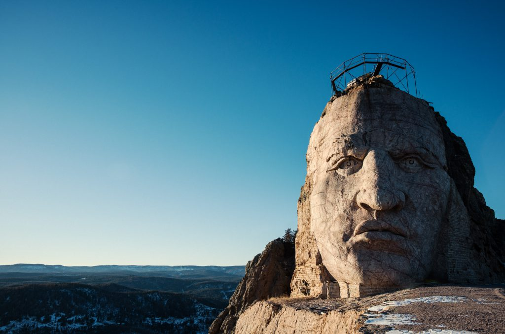 Crazy Horse Monument, Black Hills, South Dakota