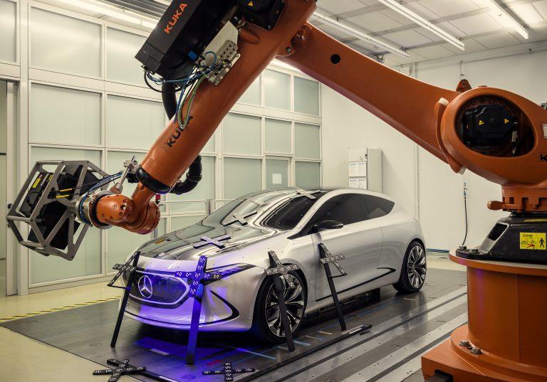 Robotics Lab, Daimler, Sindelfingen for Global Design Travel Log