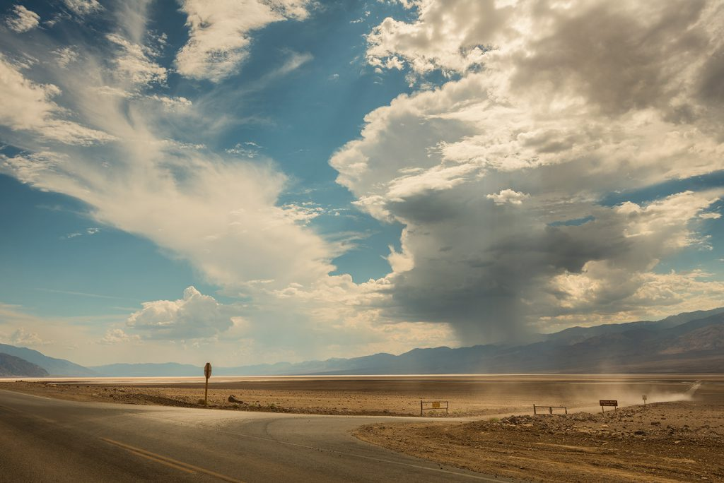 Devil's Golf Course, Death Valley, Nevada