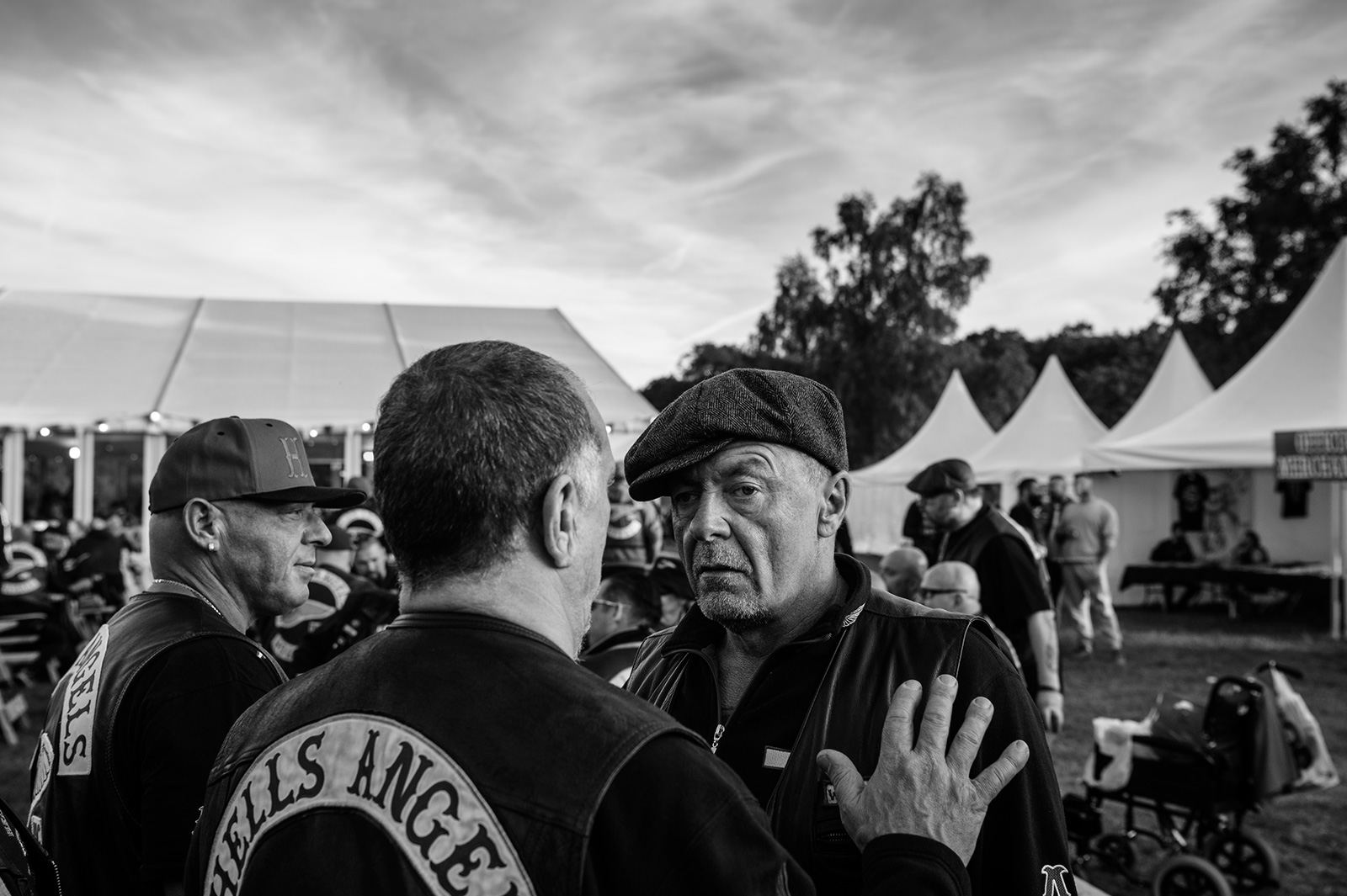 The Hells Angels Come to Leafy Surrey – Andrew Shaylor