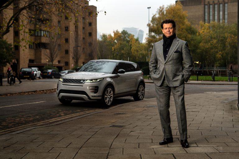 Gerry McGovern, CDO Land Rover