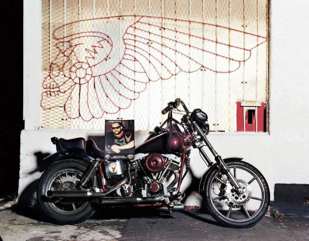 Motorcycle of Gut, HAMC Essex
