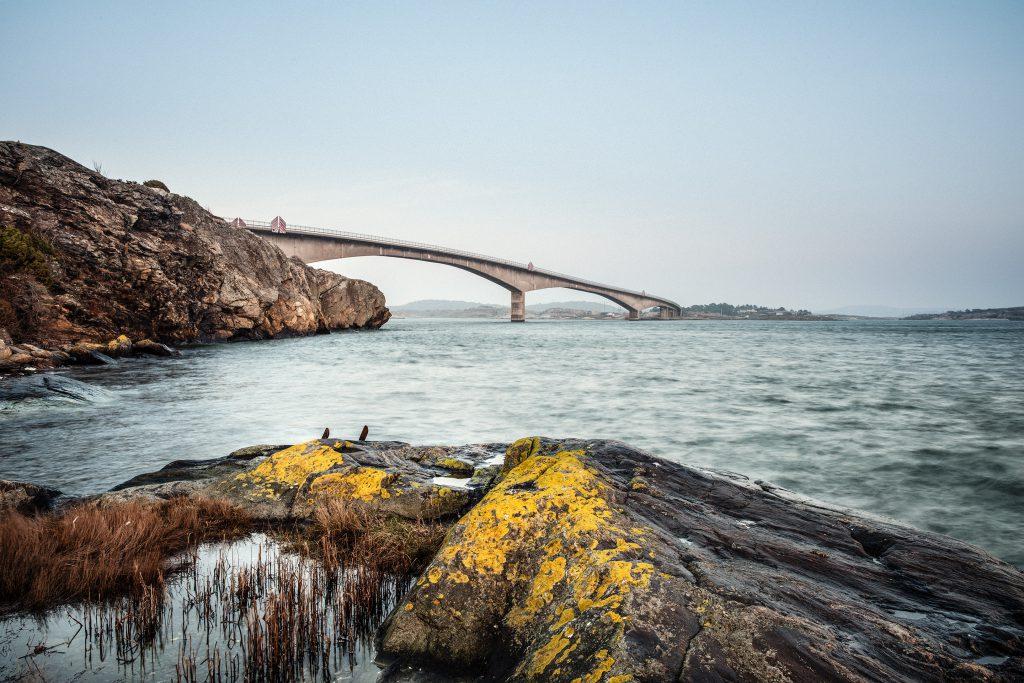 Marstrand Bridge, Sweden