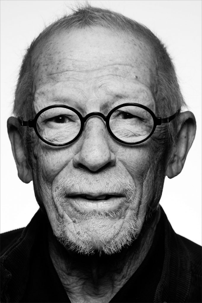 John Hurt for Shortlist Magazine