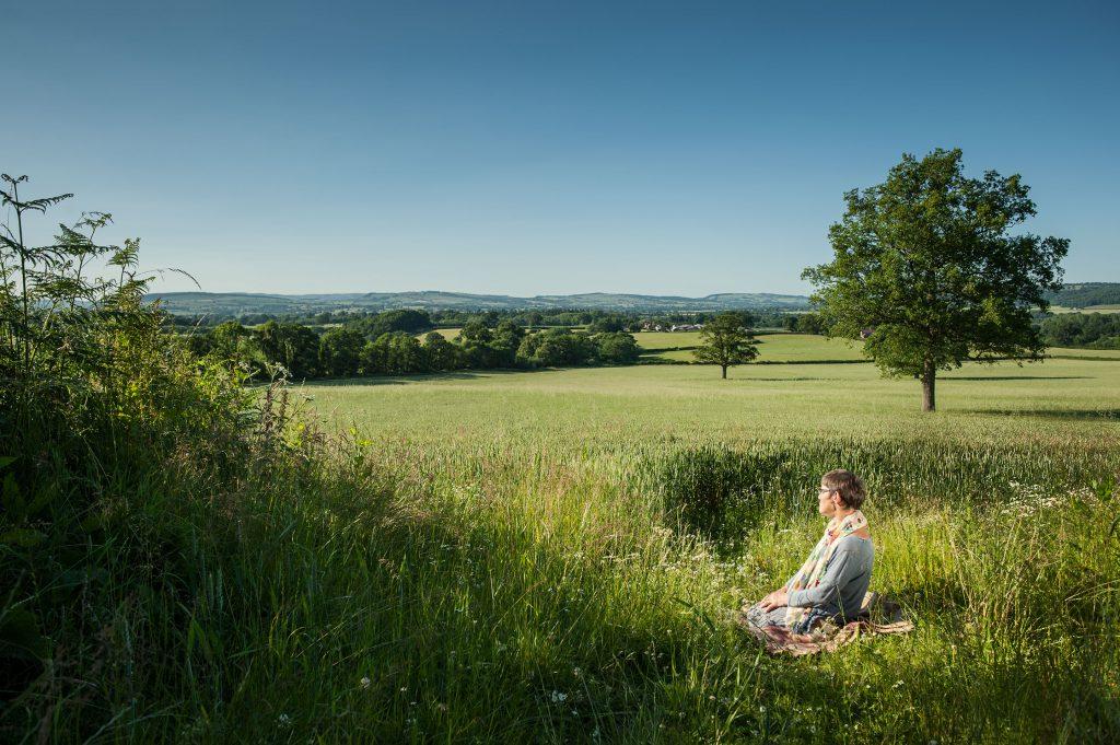 Lucy Jones, Landscape and Portrait Painter, near Ludlow