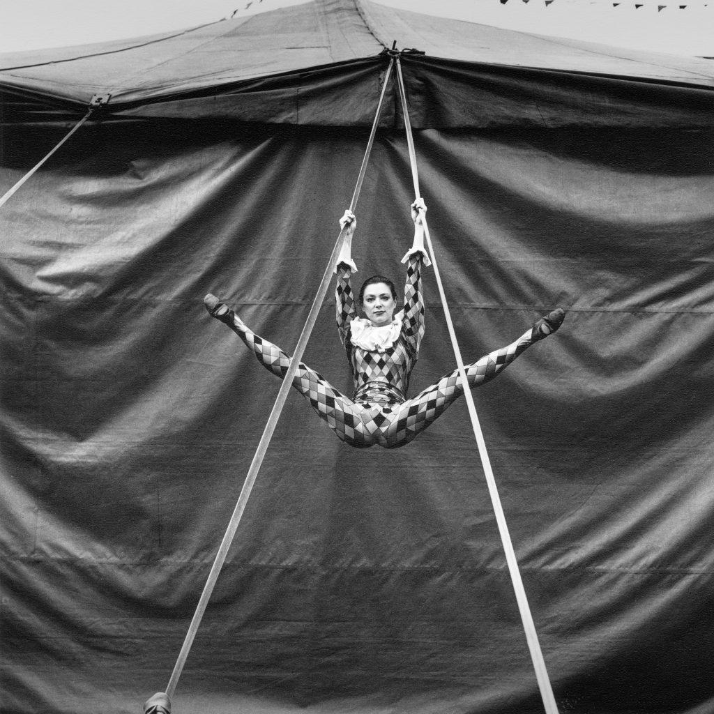 Lucy Morgan, Harlequin Circus, Godstone