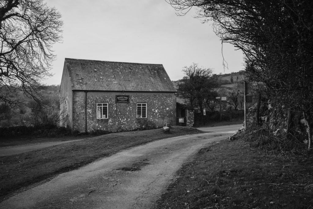 Methodist Church, Poundsgate, Dartmoor