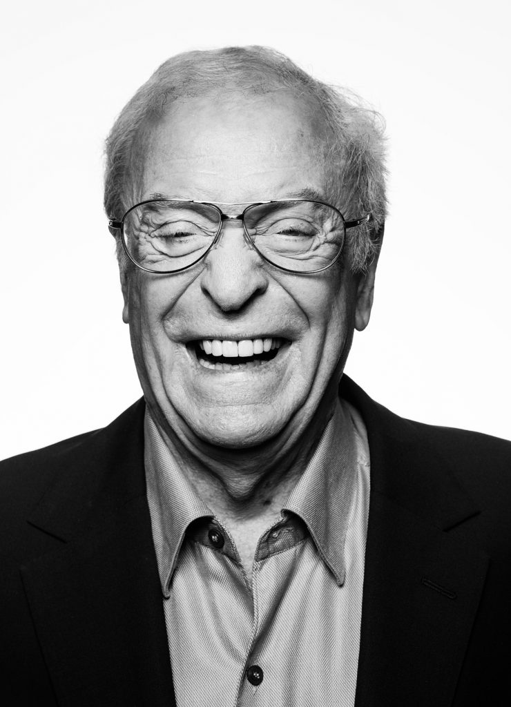 Michael Caine for Shortlist Magazine