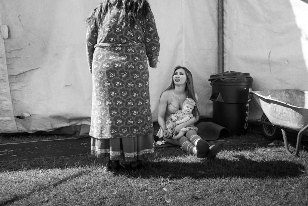Miss Odka, Zippos Circus, Fulham