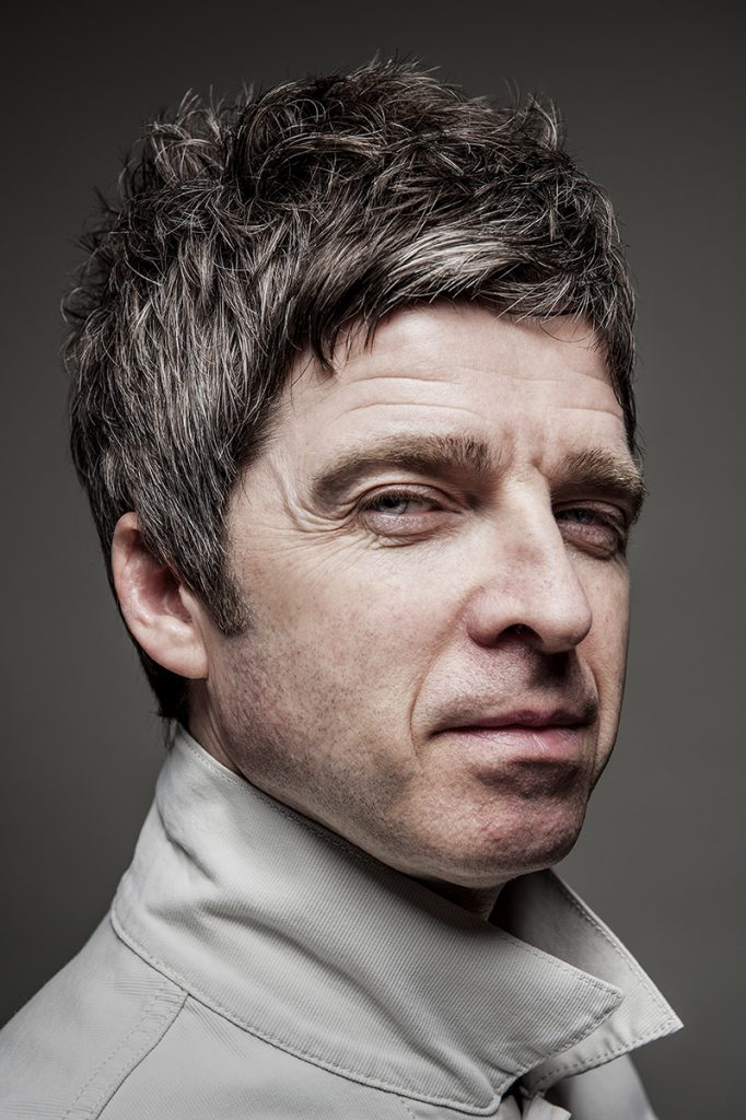 Noel Gallagher for Shortlist
