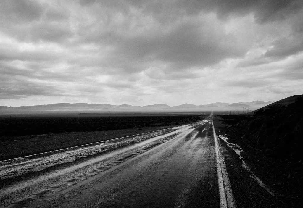 Road to Death Valley from Beatty, Nevada 374,