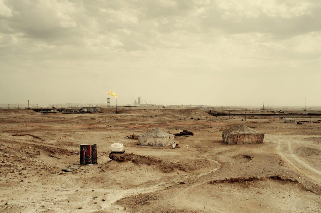 Oil and Gas Field, Bahrain
