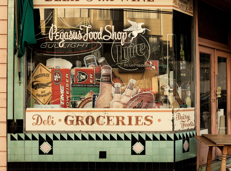 Pegasus Food Store, San Francisco
