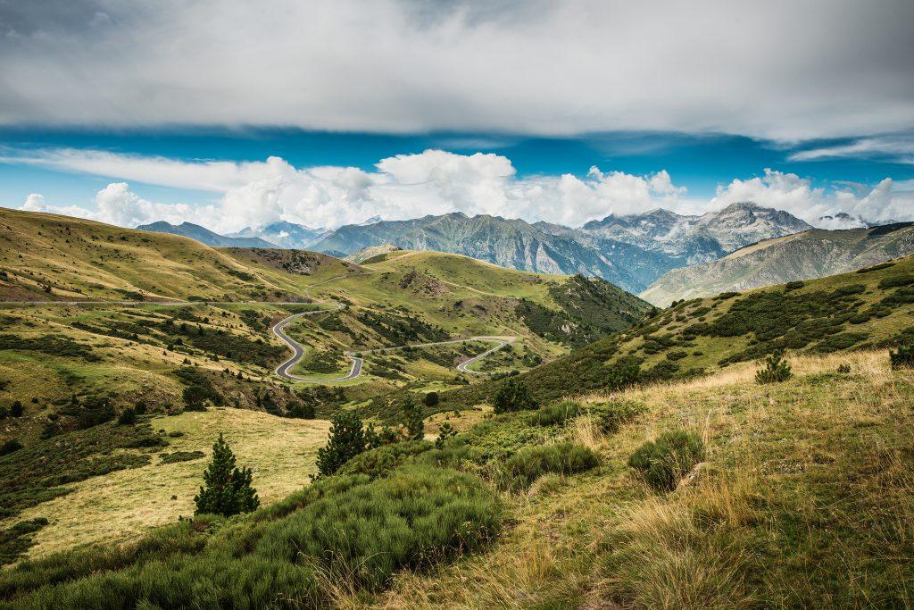 Pyrenees, Northern Spain