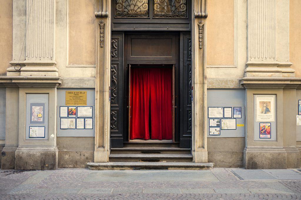 Chiesa di San Rocco, Turin