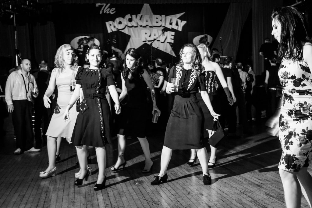 The Stroll, Rockabilly Rave, Pontins, Camber Sands