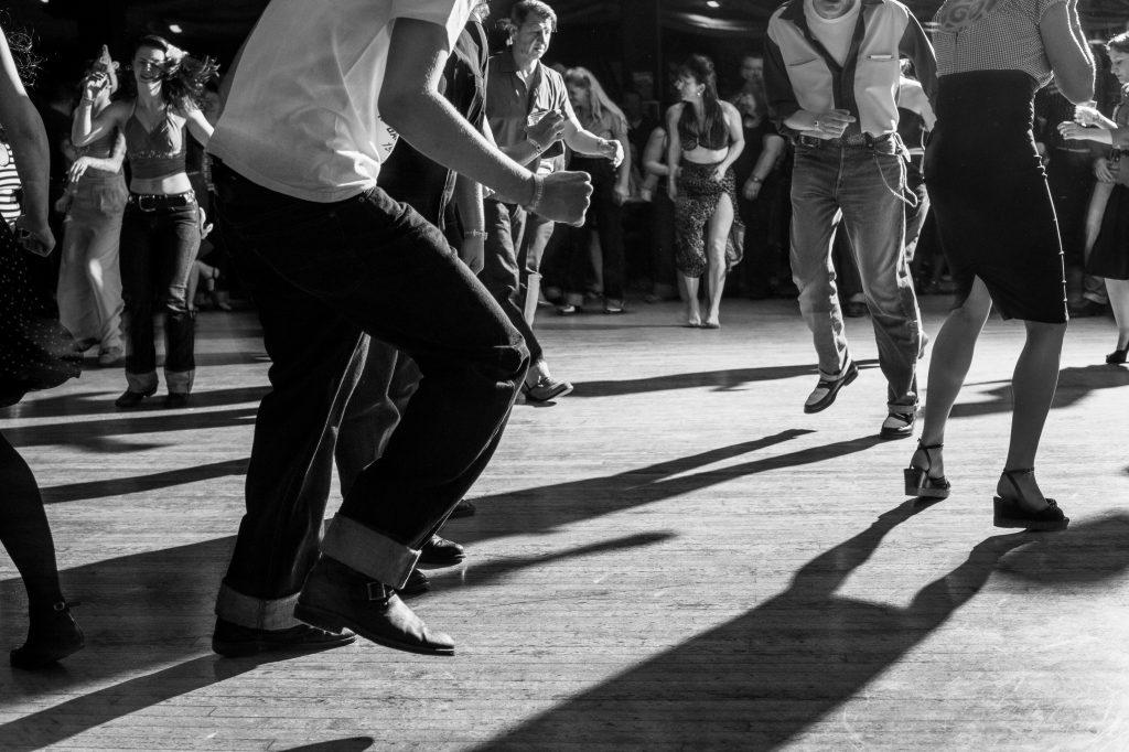 Dancefloor, Rockabilly Rave, Pontins, Camber Sands