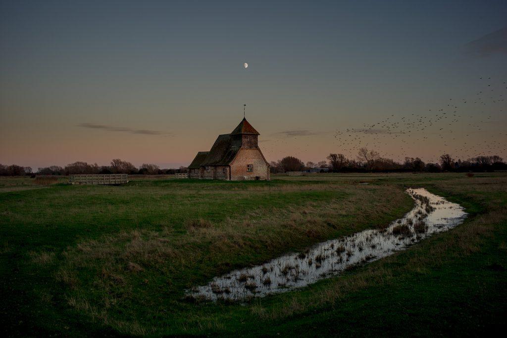 St Thomas à Becket Church, Fairfield, Romney Marshes