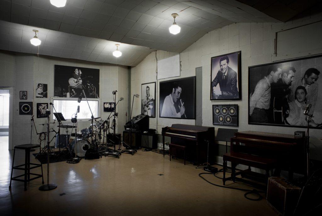 Sun Studio, Memphis, Tennessee