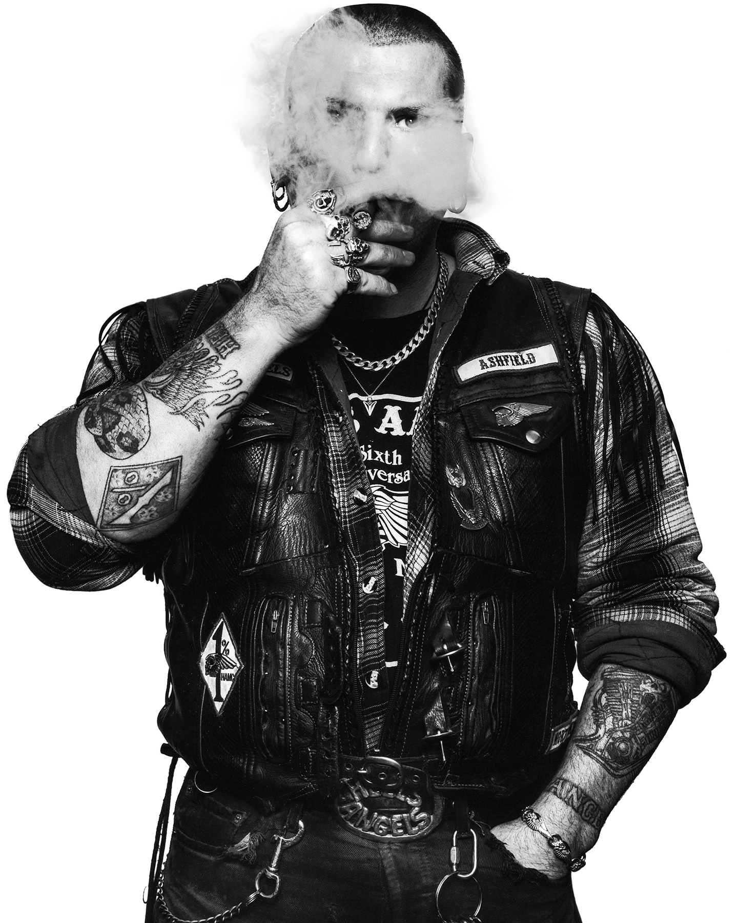 Hells Angels Motorcycle Club – Andrew Shaylor