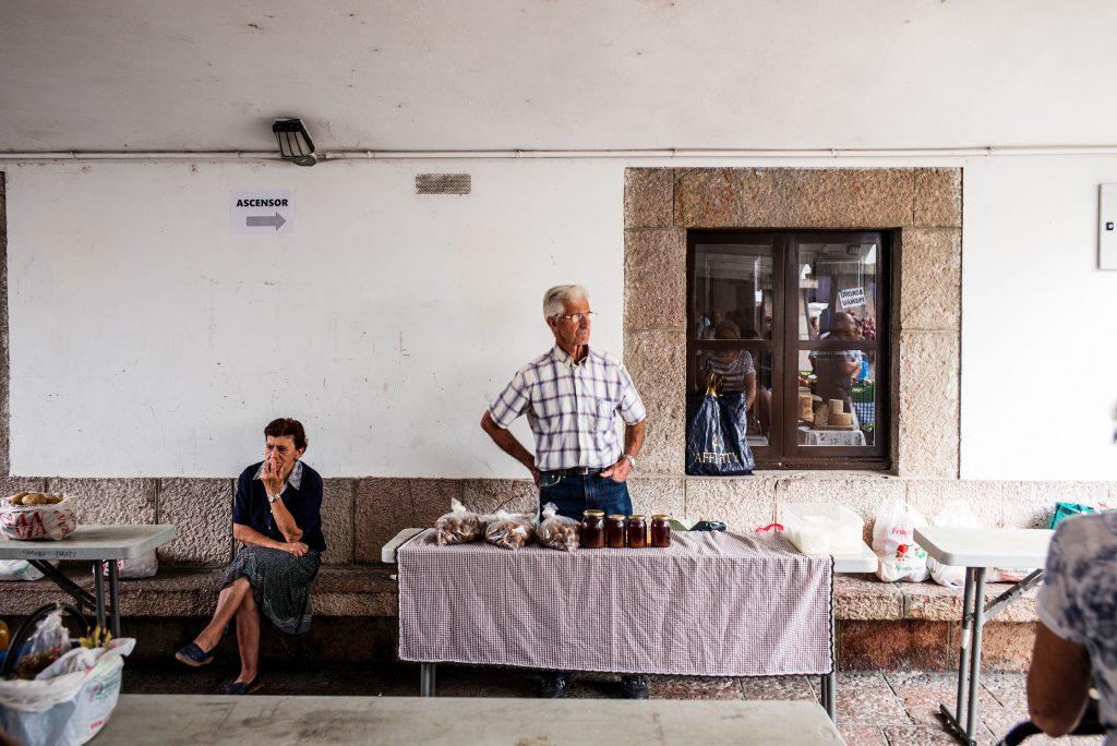 Walnut Seller, Cagnes de Ortis, Spain